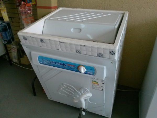 tanque de cimento eletrico lave mais
